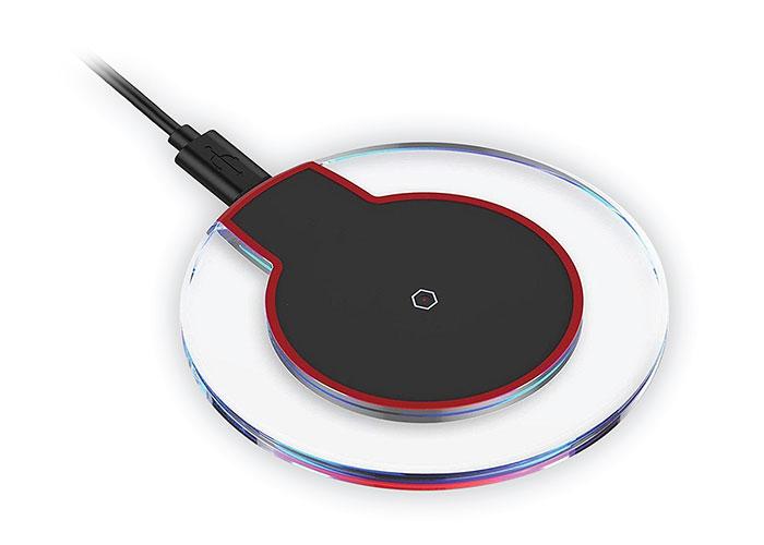S-Link Swapp SW-CW10 5V1A Siyah Kablosuz Şarj Cihazı