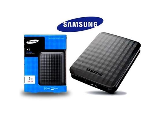 """Samsung M3 1TB 2.5"""" USB 3.0 Harici Hard Disk"""