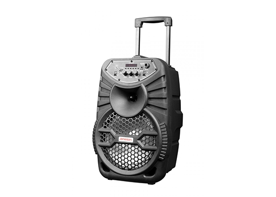 Jameson TR-83BT Trolley USB/SD/BT Tekerlikli Taşınabilir Bluetooth Hoparlör