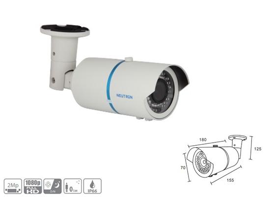 Neutron Tra-7202-Hd 2Mp Ahd Bullet  Kamera