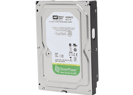 Western Digital Wd5000Avds 500Gb 7200Rpm Sata Hdd