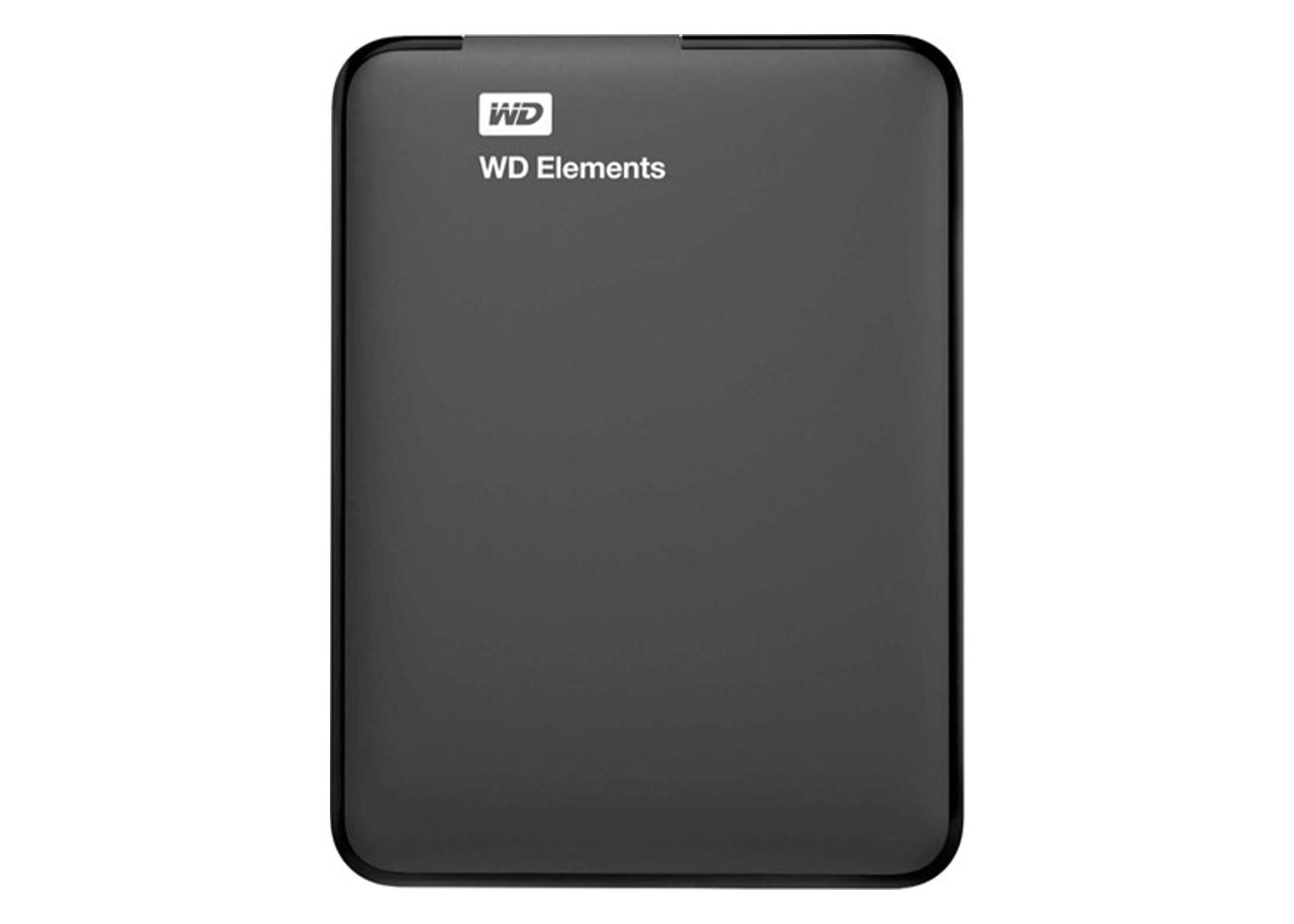 """Western Digital 4TB HardDisk 2.5"""" Element USB 3.0 Harici Siyah WDBU6Y0040BBK-EA"""