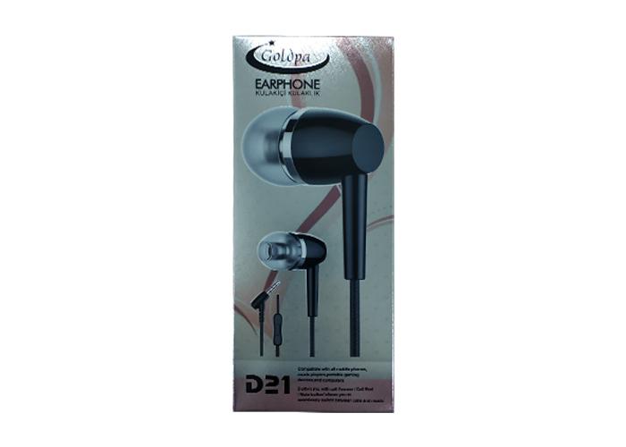 Polygold D-21 Telefon Kulaklığı (Goldpa)