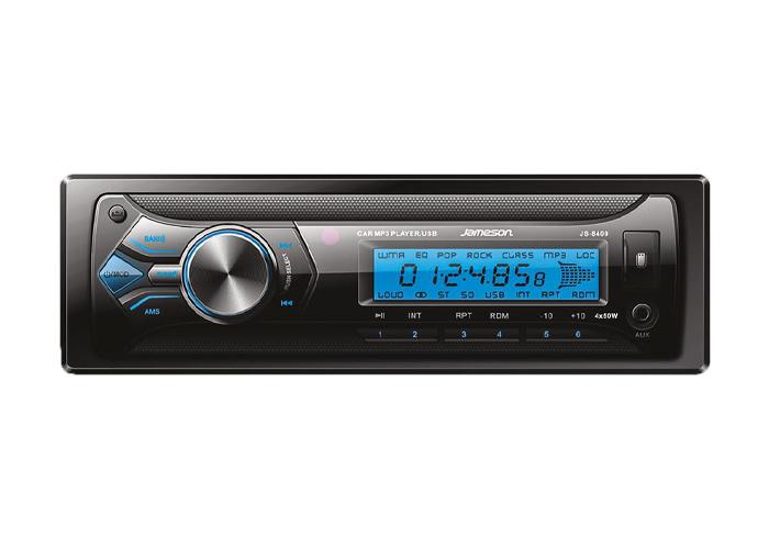 Jameson JS-8400 USB/SD/AUX MP3 ÇALAR Uzaktan Kumandalı 4x50W Oto Teyp
